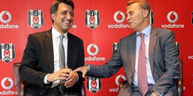 Beşiktaş'tan 20 milyon TL'lik imza