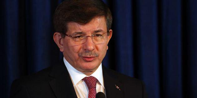 Davutoğlu'ndan Sırbistan Başbakanı'na taziye