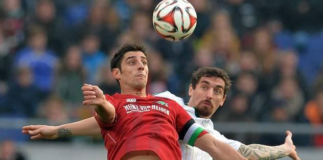 Ceyhun'un golü Hannover'e yetmedi