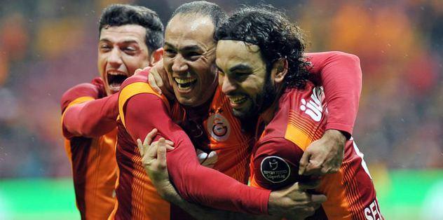 Galatasaray - Trabzonspor maçı