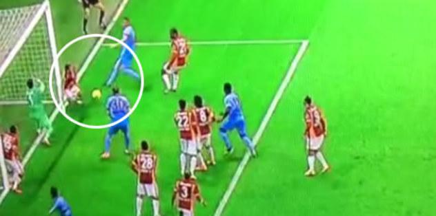 'Hem penaltı hem gol'