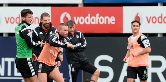 Beşiktaş'ta iki cezalı, üç de sakat var