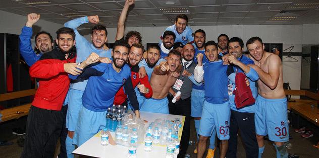 Trabzonspor'da şampiyonluk sesleri