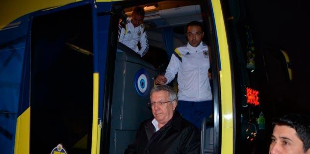 Başkan Bursa'ya gitti