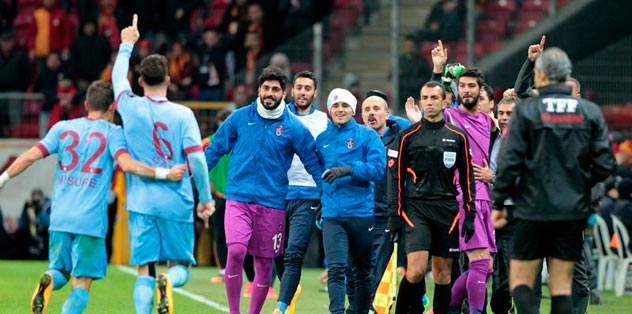 Galatasaray'a teşekkür
