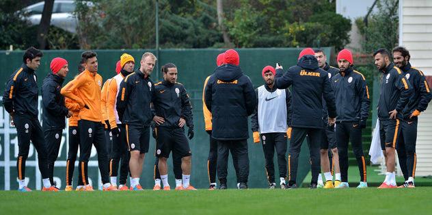 Anderlecht hazırlıkları devam etti