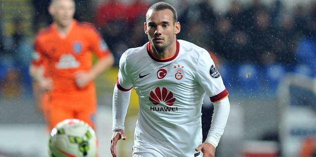 Sneijder'in menajerinden önemli açıklamalar