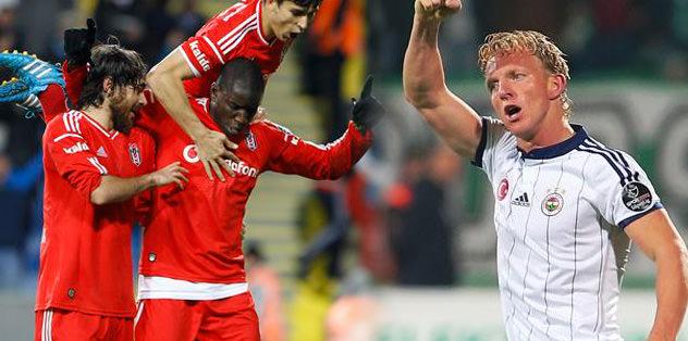 Harf önceliği nedeniyle Beşiktaş
