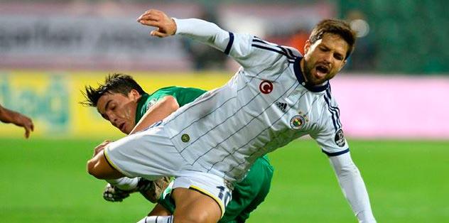Diego'da yırtık