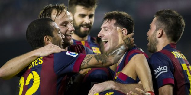 Messi sets new Champions League scoring record