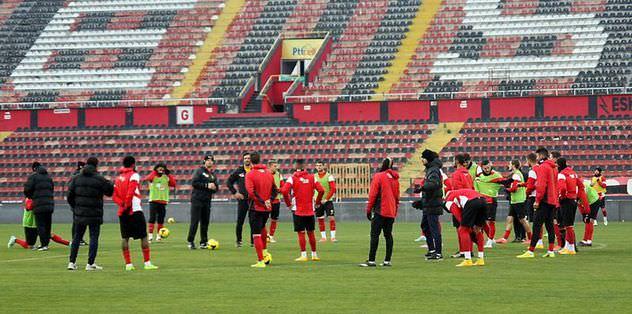 Es-Es'te Fenerbahçe hazırlıkları