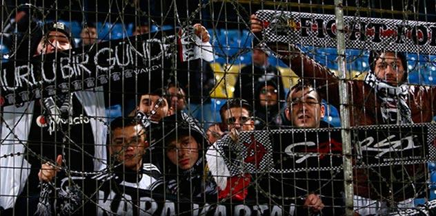 Yunanistan'da Beşiktaş şov