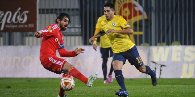 Besiktas cannot secure win