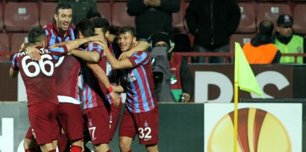 Trabzonspor qualify for knockout stage