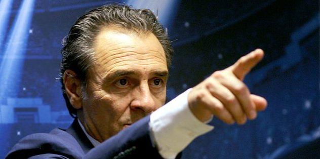 Galatasaray to part ways with Prandelli