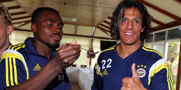 Alves'in doğum günü kutlandı