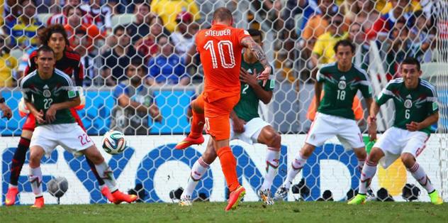 Sneijder için bunları söylemişti