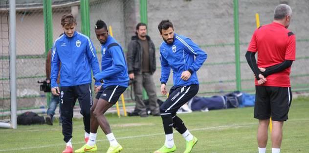 K. Erciyesspor, Balıkesir hazırlıklarını tamamladı