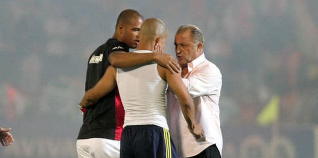 Alex de Souza'dan flaş açıklama