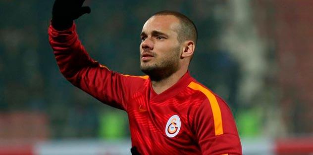 Sneijder zoru başardı