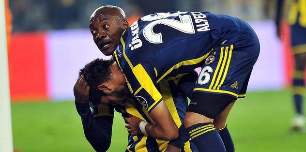 F.Bahçe-Eskişehirspor maçı