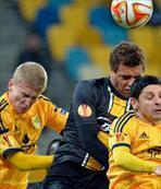Metalist Kharkiv 'sıfır' çekti: 0-1