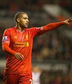 Sağ beke Glen Johnson