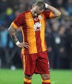 'Sneijder'le görüştüm'