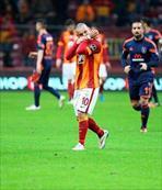 Wesley Sneijder ortadan kayboldu