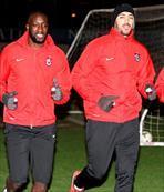 3 futbolcu geri döndü