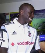 Hazard'dan Demba Ba'ya mesaj