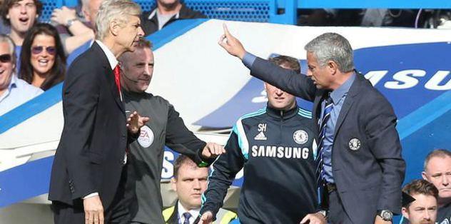 """""""Wenger benim rakibim değil"""""""