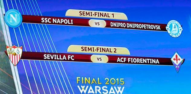 Napoli'nin final yolu açık