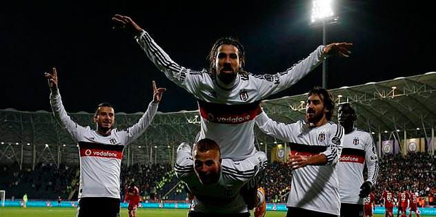 Osmanlı'da 4 maç 12 gol