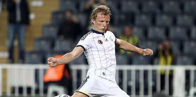Fenerbahçe'de maç öncesi 2 değişiklik