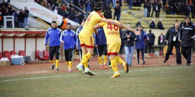 Yeni Malatyaspor şampiyonluğu kutlayamadı