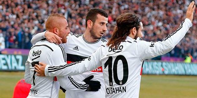 Ankara'da 6. maç