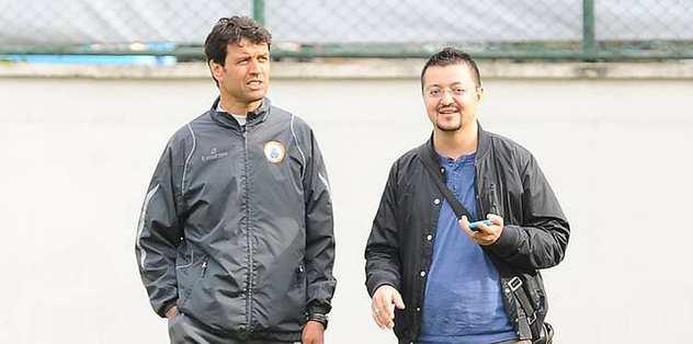 İşte Balıkesirspor'un yeni teknik direktörü