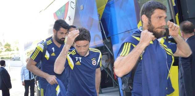 Fenerbahçe Bursa'da