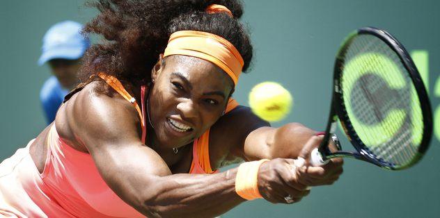 Serena Williams liderliği bırakmıyor