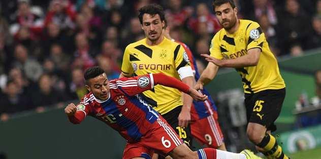 Dortmund Bayern'i penaltılarla yıktı