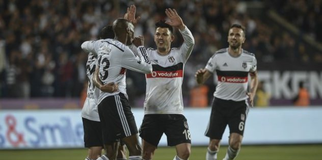 'Black Eagles' soar atop Turkish league