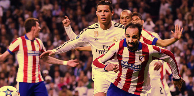 Real ve Atletico Madrid'e şok!
