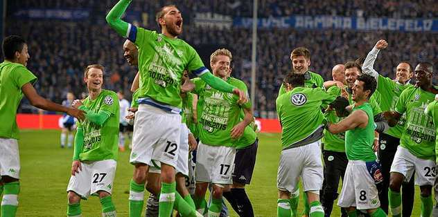 Wolfsburg finalde