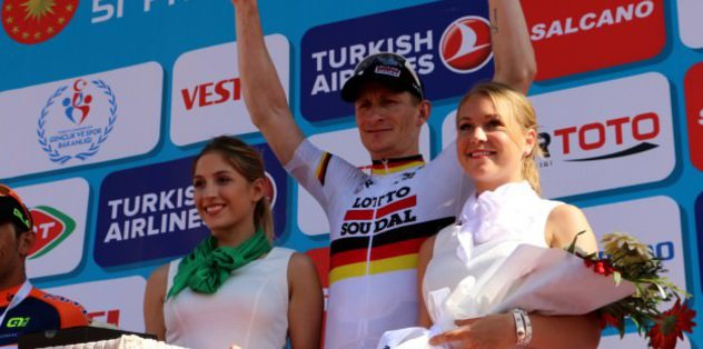 Tour of Turkey: German cyclist wins fourth stage