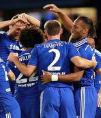 Chelsea draws against Liverpool 1-1 in London