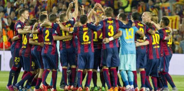 Barcelona become Copa del Rey champions