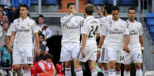 Avrupa'nın en golcüsü Madrid