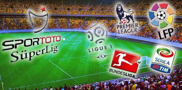Avrupa'nın gol kralı Süper Lig