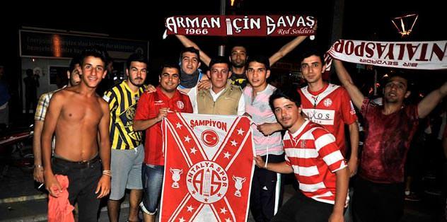 Antalya ayakta